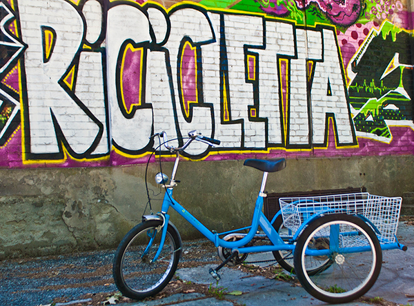 OFFICINE RICICLETTA